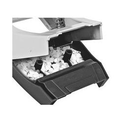 Leitz perforateur nexxt 5008, capacité: 30 feuilles, rouge