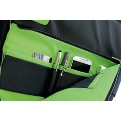 Leitz sacoche pour notebook messenger smart traveller com-