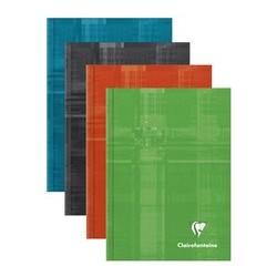 Clairefontaine carnet brochure, 105 x 148 mm, quadrillé 5x5 (LOT DE 5)
