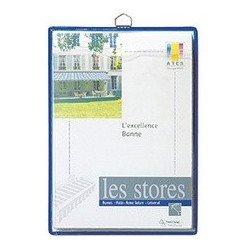 Tarifold porte brochures avec anse, a4, bleu
