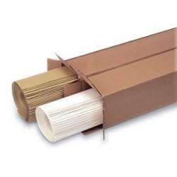Magnetoplan papier pour tableau de présentation, marron