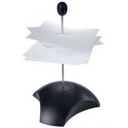 Han pique-notes delta, plastique, noir