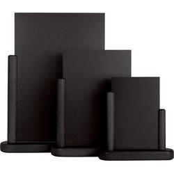 Securit ardoise de table elegant, petit, noir