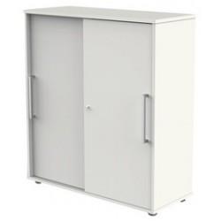 Kerkmann armoire à portes coulissantes form 4, 2 hauteurs