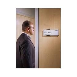 Durable plaque de porte info sign, (l)149 x (h)210 mm