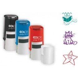"Colop tampons pour enseignant ""school kit"", printer r17,rond"