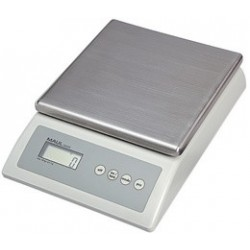 Maul balance de comptage, capacité: 10 kg, gris