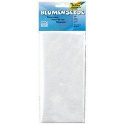 Folia papier de soie, (l)500 x (h)700 mm, bleu