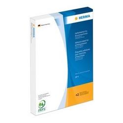 Herma etiquette adhésive dp4, 34 x 67 mm, blanc