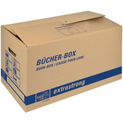Tidypac boîte de transport boîte à livres (LOT DE 5)