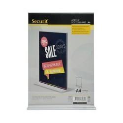 Securit ardoise de table acrylic, a7, droit
