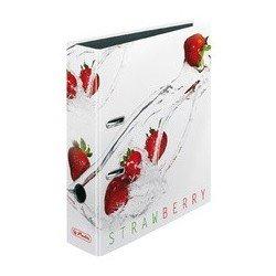 """Herlitz classeur à motif max.file fresh fruit """"fraise"""", a4"""