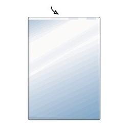 Hetzel etui de poche, pvc, simple, 0,17 mm, format: a8 (LOT DE 25)