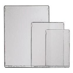 Elba etui de protection, pvc, 0,20 mm, 83 x 120 mm
