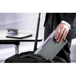 Durable varicolor smart office boîte à crayons job case