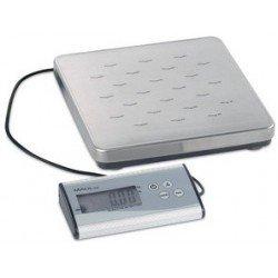Maulcargo pèse-paquet, capacité: 50 kg, gris, avec bloc de