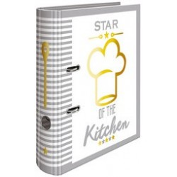 """Herma classeur pour recettes """"star of the kitchen"""", a4"""