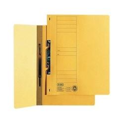 Elba chemise suspendue à crochet, en carton, jaune, (LOT DE 50)