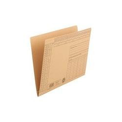 Elba classeur de rangement, carton natron, 230g/m2