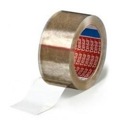 Tesa film ruban adhésif transparent 4206, 55 mm x 60 m (LOT DE 6)