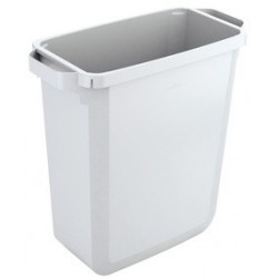Durable couvercle durabin lid with slot 60, rectangulaire