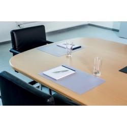 Durable sous-main duraglas, pour salles de conférence