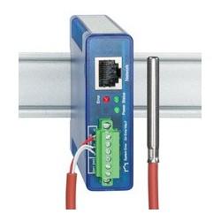 W&t web-thermographe relais, 1 x port rj4510/100basetx