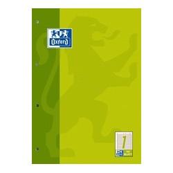 Oxford blo pour travail, a4, 50 pages, linéature 1 ,
