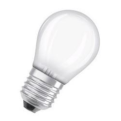 Osram ampoule led parathom clasasic p, 4 watt, e27, mat