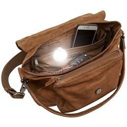 Wedo lampe led pour sac à main, en forme de cercle, avec