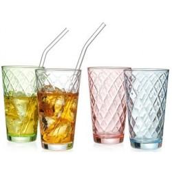 """Ritzenhoff & breker longdrinkglas """"wela"""", 400 ml, hellblau"""