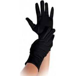 Hygostar gant en coton nero, noir, s (LOT DE 12)