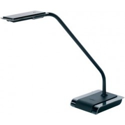 """Unilux lampe led basse consommation """"sensation"""", noir"""