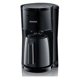Severin cafetière électrique ka 9250, noir