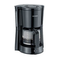 Severin cafetière électrique ka 4816 type, 1.000 watt, blanc