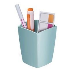 Cep pot à crayons riviera, 2 compartiments, vert d'eau