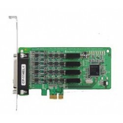 Moxa serielle 16c550 rs-232/422/485 pcie karte, 4 port