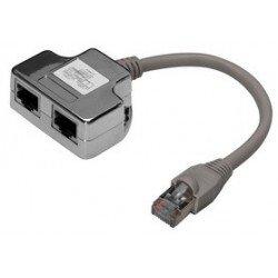 Digitus modular adapter kat. 5e, klasse d, geschirmt