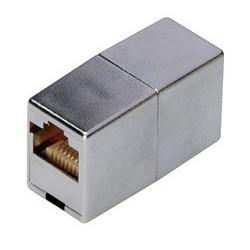 Digitus rj45 modular kupplung kat.5e, klasse d, geschirmt