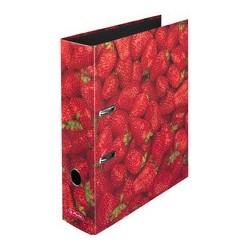 Herlitz classeur à motif max.file fraise, a4, largeur de dos