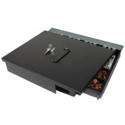 """Safescan couvercle pour tiroir caisse """"4141 lid"""", noir,"""