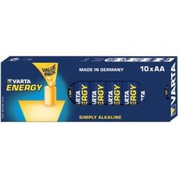 "Varta pile alcaline ""energy"", mignon (aa/lr6)"