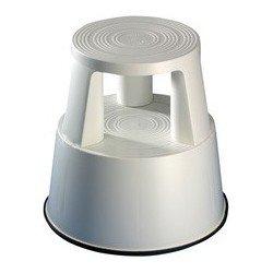 Wedo tabouret marche-pied, en plastique, blanc / ral 9010