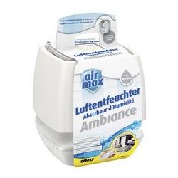 Uhu luftentfeuchter airmax ambiance, 100 g, anthrazit