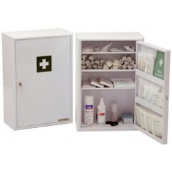 Leina armoire à pharmacie medisan d, non équipée, blanc per.