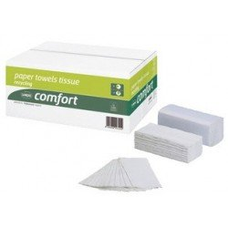 Wepa essuie-mains comfort, 250 feuilles x 230 mm,