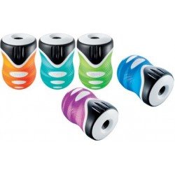 Maped boîte taille-crayon clean grip, couleur assorti