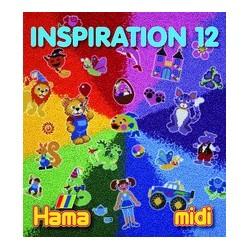 Hama bügelperlen midi inspirationsheft nr. 12