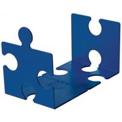Han buchstütze puzzle, 2er set, schwarz