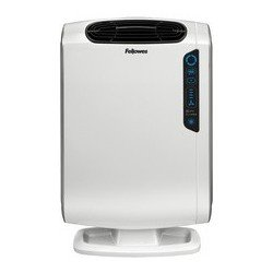 Fellowes purificateur d'air aeramax dx55, moyen, blanc/noir